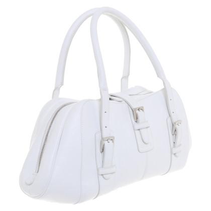 Loewe Handtasche in Weiß