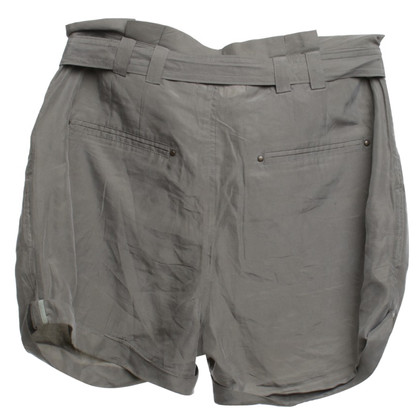 7 For All Mankind Shorts of silk