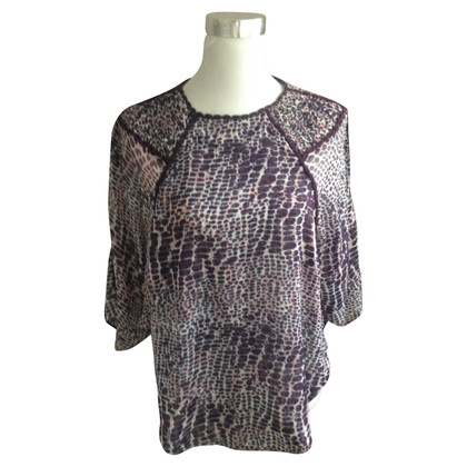 Hoss Intropia Patterned blouse