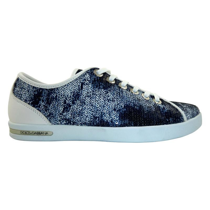 Dolce & Gabbana Cool sneakers with sequins