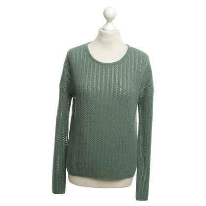 FTC Knit sweater in green