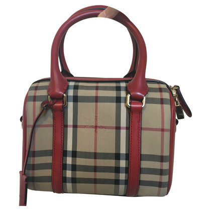 Burberry Piccolo Alchester In Horseferry Check