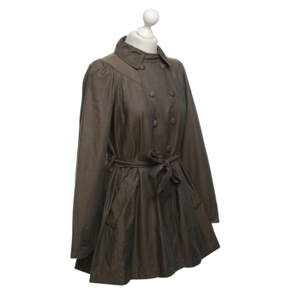 French Connection Coat in khaki