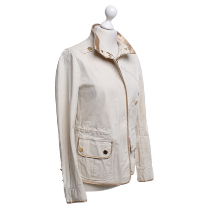 Fay Jacket in beige color
