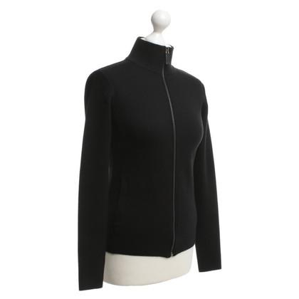 Prada Vest in zwart