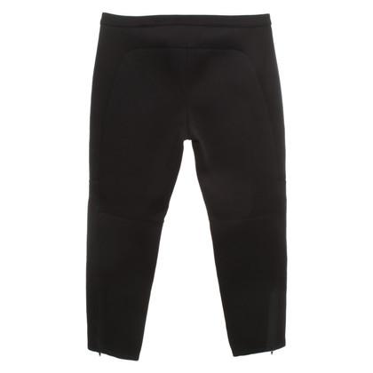 Alexander Wang Neoprene pants in black