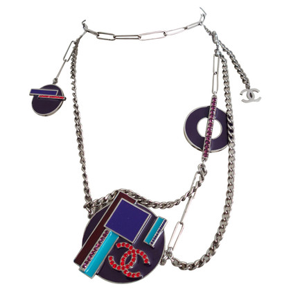"Chanel Ketting ""Art Deco"""