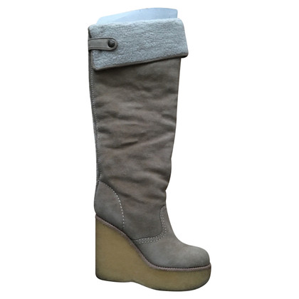 See by Chloé Boots in Beige