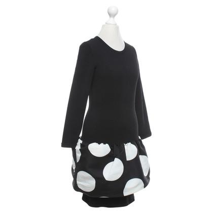Moschino Kleden in zwart / White