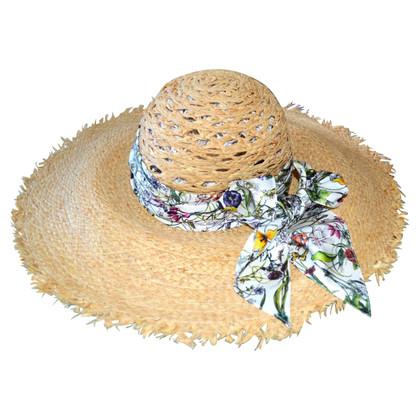 Gucci chapeau de paille