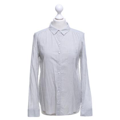 Comptoir des Cotonniers Bluse mit Streifenmuster