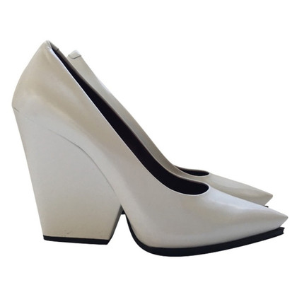Céline pumps in het wit