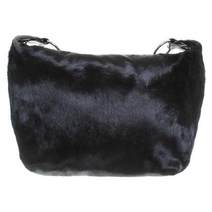 Furla Crossbody-bag in Schwarz
