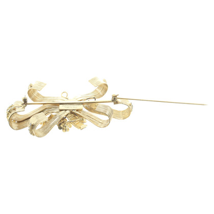 Dolce & Gabbana Golden brooch
