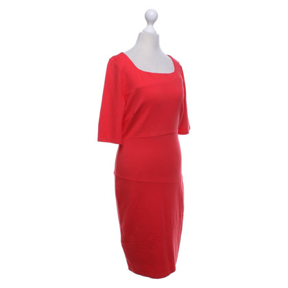 L.K. Bennett Dress in red