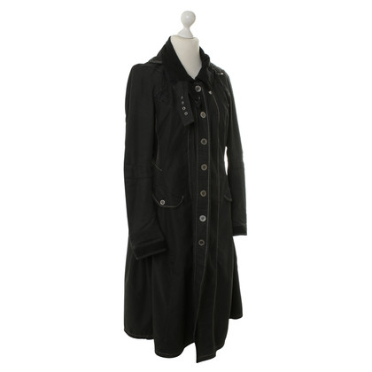 Marithé et Francois Girbaud Knee-length coat