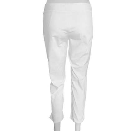 Miu Miu Capri pants in white