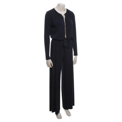 Michael Kors Jumpsuit in Dunkelblau