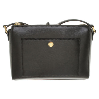 Ralph Lauren Shoulder bag in black leather