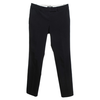 Navyboot trousers in dark blue