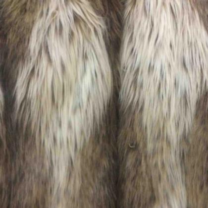Prada Faux fur jas