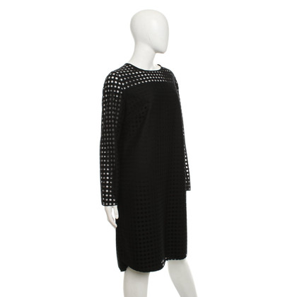 Akris Evening dress with lace pattern