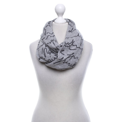 Moschino Cheap and Chic Scarf in grey