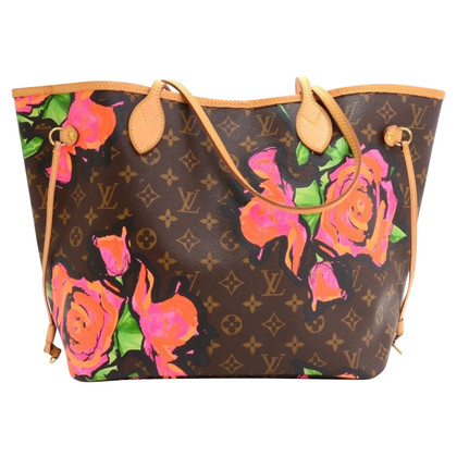 """Louis Vuitton """"Neverfull MM"""" by Stephen Sprouse"""