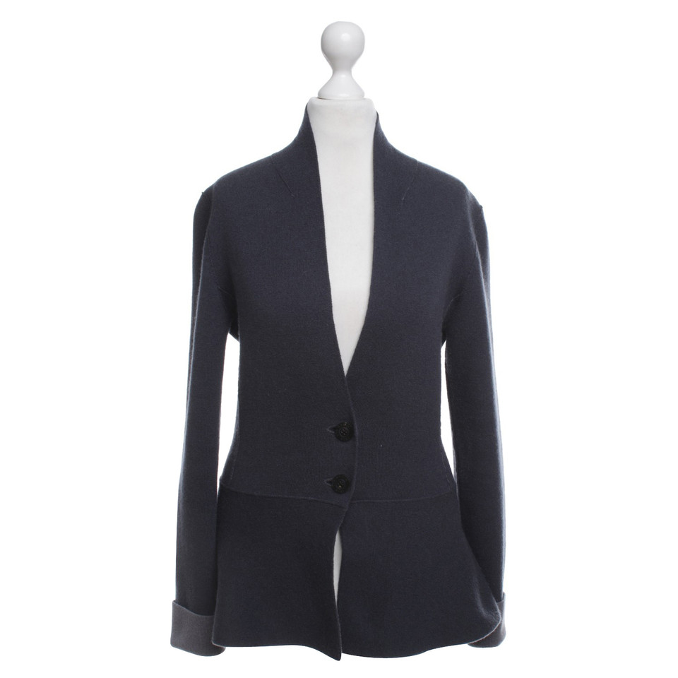 Iris von Arnim Blazer in Gray / Anthracite
