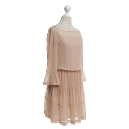 Maje Nude colored dress
