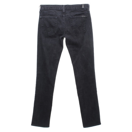 7 For All Mankind Jeans im Washed-Look