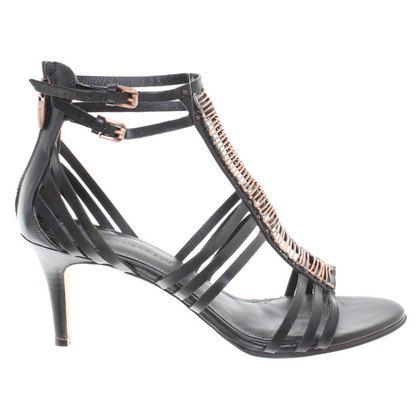 Sigerson Morrison Sandals in zwart