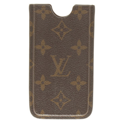 Louis Vuitton iPhone Case van Monogram Canvas