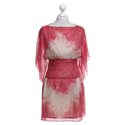 Anna Sui Silk dress with print