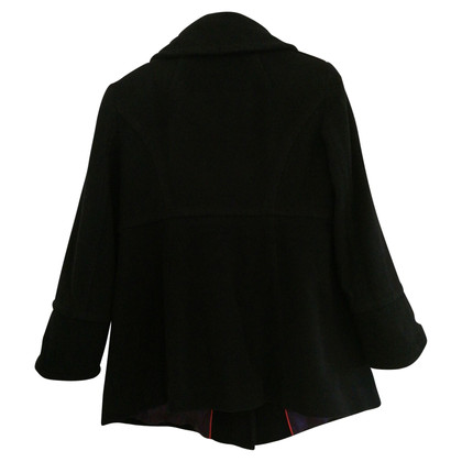 Cinque Black winter coat