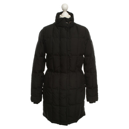 Fay Down coat in black