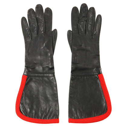 Saint Laurent Vintage gloves from the 80s