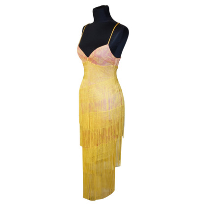 Missoni Runway Fringe Dress