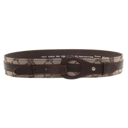 JOOP! Belt with flap closure