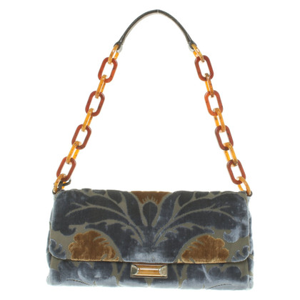 Miu Miu Velvet shoulder bag