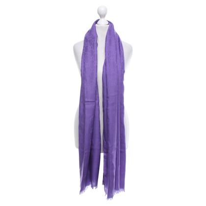 Gucci Guccissima doek in purple