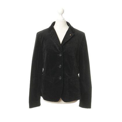 Blonde No8 Blazer en coton velours
