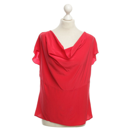 Hobbs Blouse in red