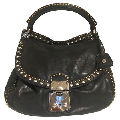 Miu Miu Handtasche mit Nieten