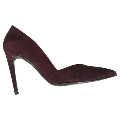 Ralph Lauren Bordeaux pump