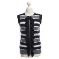 Marni Stricktop with striped pattern
