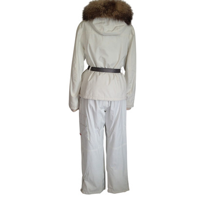 Prada Ski suit in white