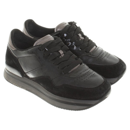 Hogan Sneakers in Schwarz
