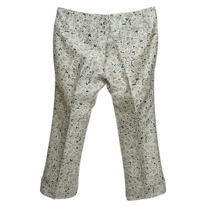 Tory Burch Pants with floral pattern