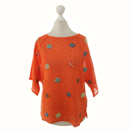 Hoss Intropia Shirt with flower pattern